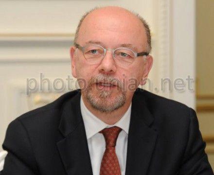 Василис Пападопулос, посол Греции в Украине