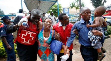 Владельцы точек захваченного ТЦ в Кении обвиняют военных в мародерстве