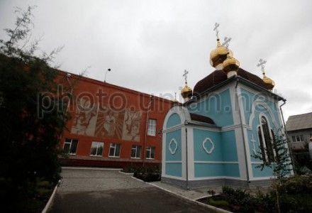 Церковь Качановской колонии