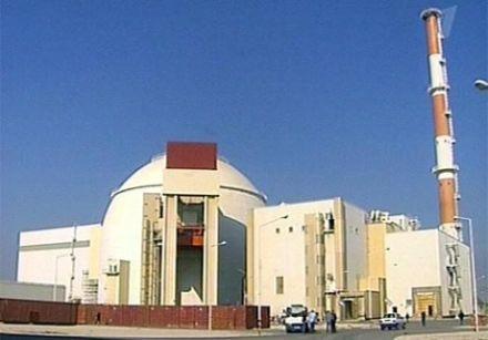 "АЭС ""Бушер"" передали Ирану, кадр Первого канала"