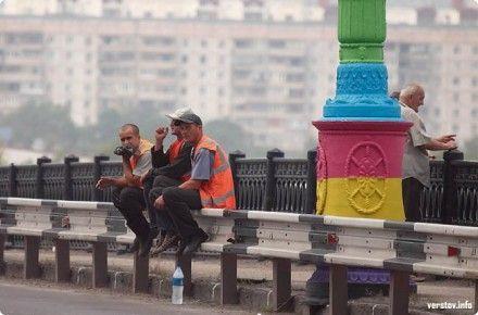 """""""Подозрительный"""" столб / Фото: Верстов.инфо"""