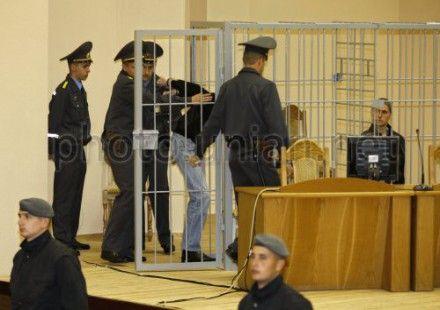 Минские террористы Коновалов и Ковалев в суде