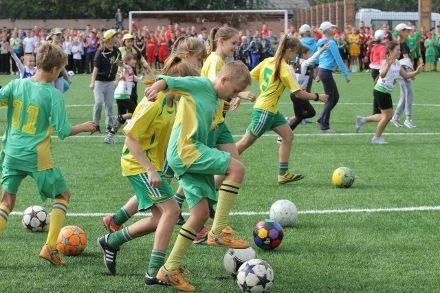 Барселона хочет открыть школу в Сумах / Фото: fcbarsa.com.ua