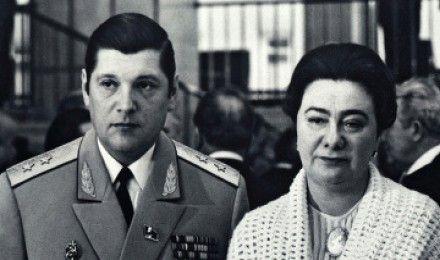 Юрий Чурбанов и Галина Брежнева