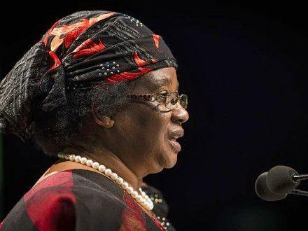 Президент Малаві Джойс Банда Фото Global Look Press