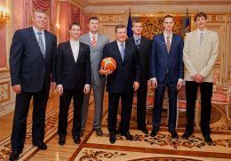 Украина в последнее время достигла значительных успехов как в баскетболе