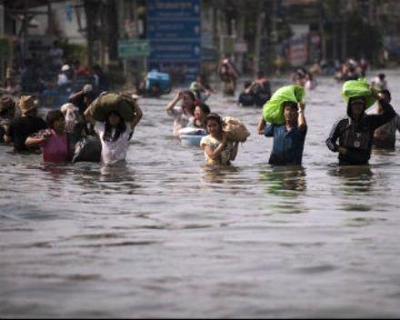 Таїланд, потоп / Фото : globalpost.com