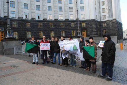 Киев протестует против сланцевого газа