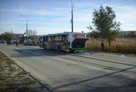 Теракт, Волгоград, автобус / Фото: МНС Росії