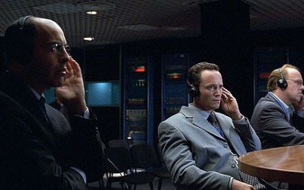 """прослушка, кадр з фільму """"Прослушка"""""""