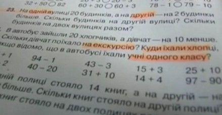Учебники МОН обвинили в массе ошибок / Фото: УНИАН