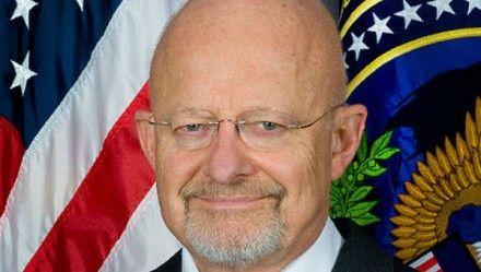 Джеймс Клеппер, шеф нацрозвідки США Фото: Office of the Director of National Intelligence