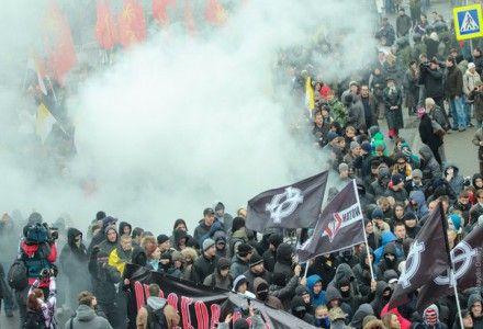 Русский марш-2012 / Фото: страница марша Вконтакте