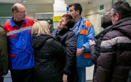 Оповещены 117 родственников 49 погибших / Фото: Ирина Грызунова, metronews.ru