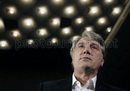Ющенко до сих пор не сдал кровь - Пшонка