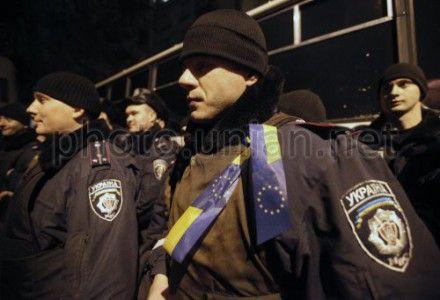 Евромайдан: Беркут