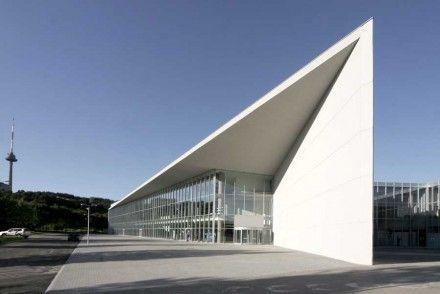 Литва litexpo, вільнюський саміт Фото www.e-architect.co.uk