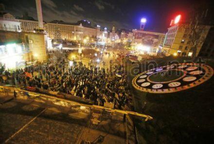 Майдан протесты