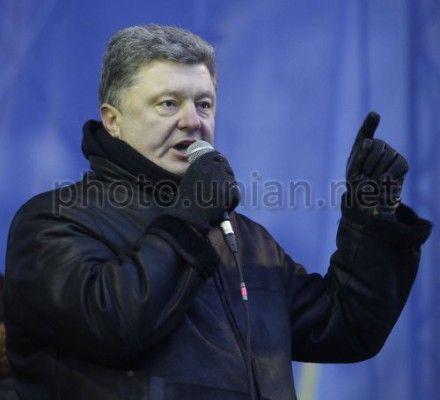 Порошенко скажет Баррозу, что Украина хочет быть в ЕС