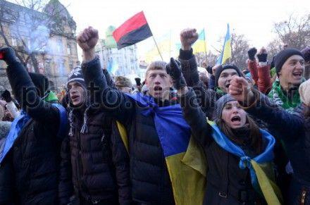 Участие студентов в Евромайдани стало событием номер один