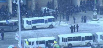 Майдан / Фото : кадр ukrstream.tv