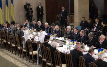 Кличко о круглом столе: Мы услышали только лозунги и декларации