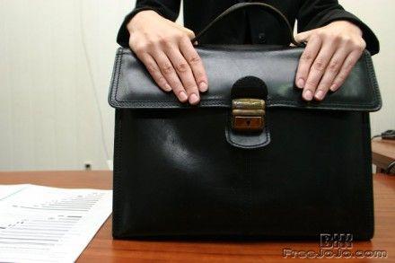 госслужащий держслужбовець портфель чиновник