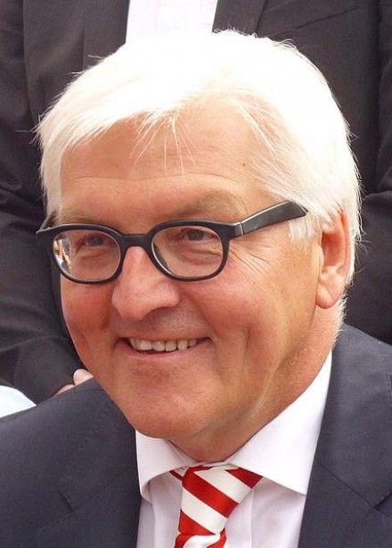 Франк Вальтер  Штайнмаер / Фото : Ginniwunni, Википедия