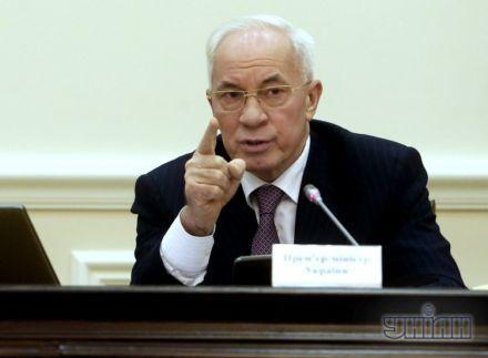 Азаров потратит первый транш кредита России на соцвыплаты.