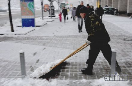 Украине обещают зиму