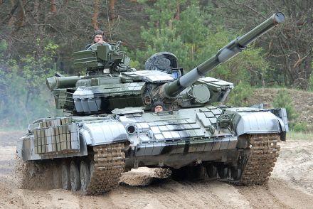 Т-64 будут поставлять за границу / Фото: Вікіпедія