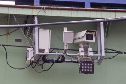Китайский прибор тестируется на Олены Телиги в Киеве, фото first-gear.in.ua