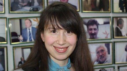 Тетяна Чорновіл / Фото : radiosvoboda.org