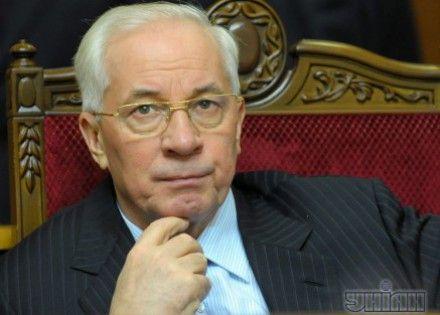 Азаров хочет начать практические переговоры с ЕС.