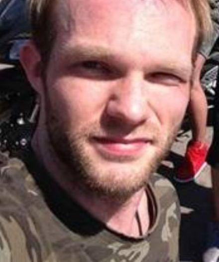 Підозрюваний у побитті Чорновол / Фото: mvs.gov.ua