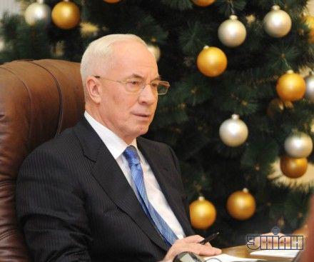 Азаров уверен, что правительство уже подготовился к зиме