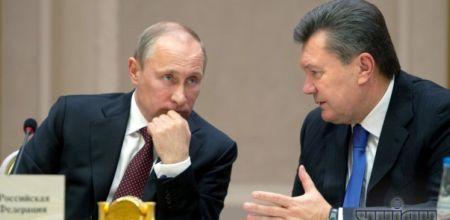 Янукович подписал закон, позволяющий получить российский кредит
