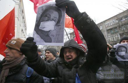 Пикетирование МВД, Чорновол