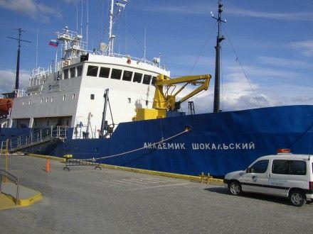 Академик Шокальский / Фото : Википедия