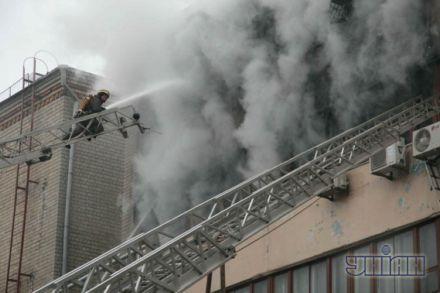 У Харкові прооперували двох постраждалих від пожежі на заводі