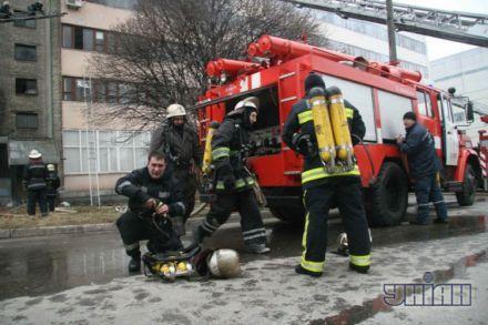 Три женщины, которые пострадали во время пожара, выписаны из больницы