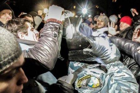 Столкновения под судом , facebook.com/Mefistoff