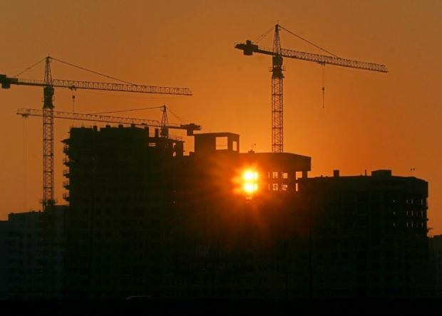 Объемы ввода в эксплуатацию жилья превысили докризисные показатели