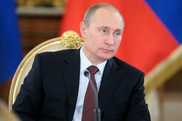 Путин / kremlin.ru
