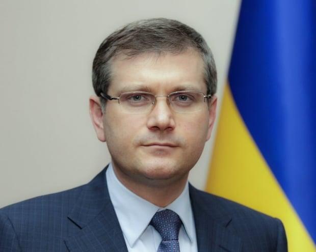 Вице-премьер-министр Украины Александр Вилкул