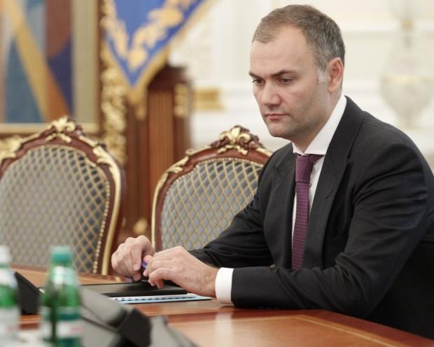 Министр финансов Украины Юрий Колобов