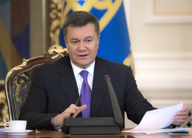 Yanukovych calls opposition to start negotiations again