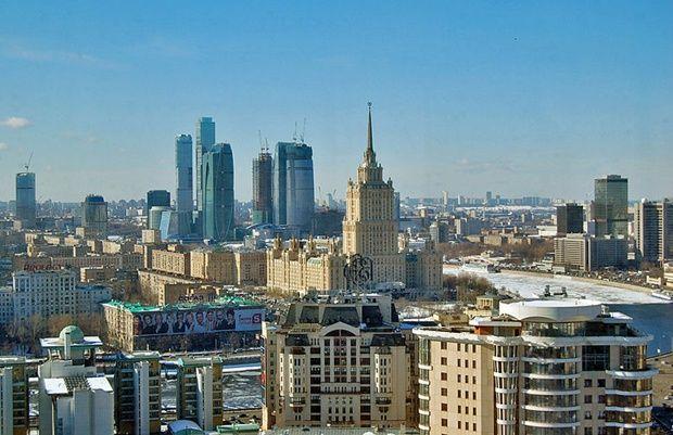 Бизнес-центр Москва-Сити / uk.wikipedia.org