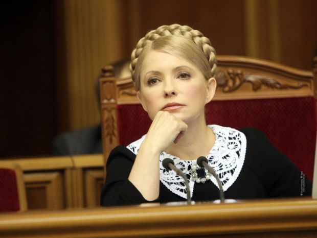 Юлія Тимошенко / tymoshenko.ua