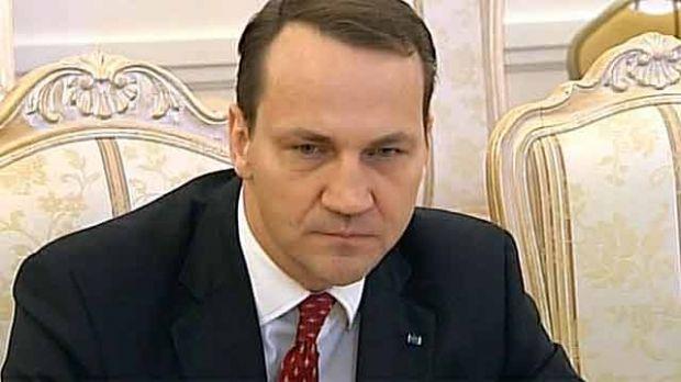 Радослав Сікорський їде до Києва / www.1tv.ru